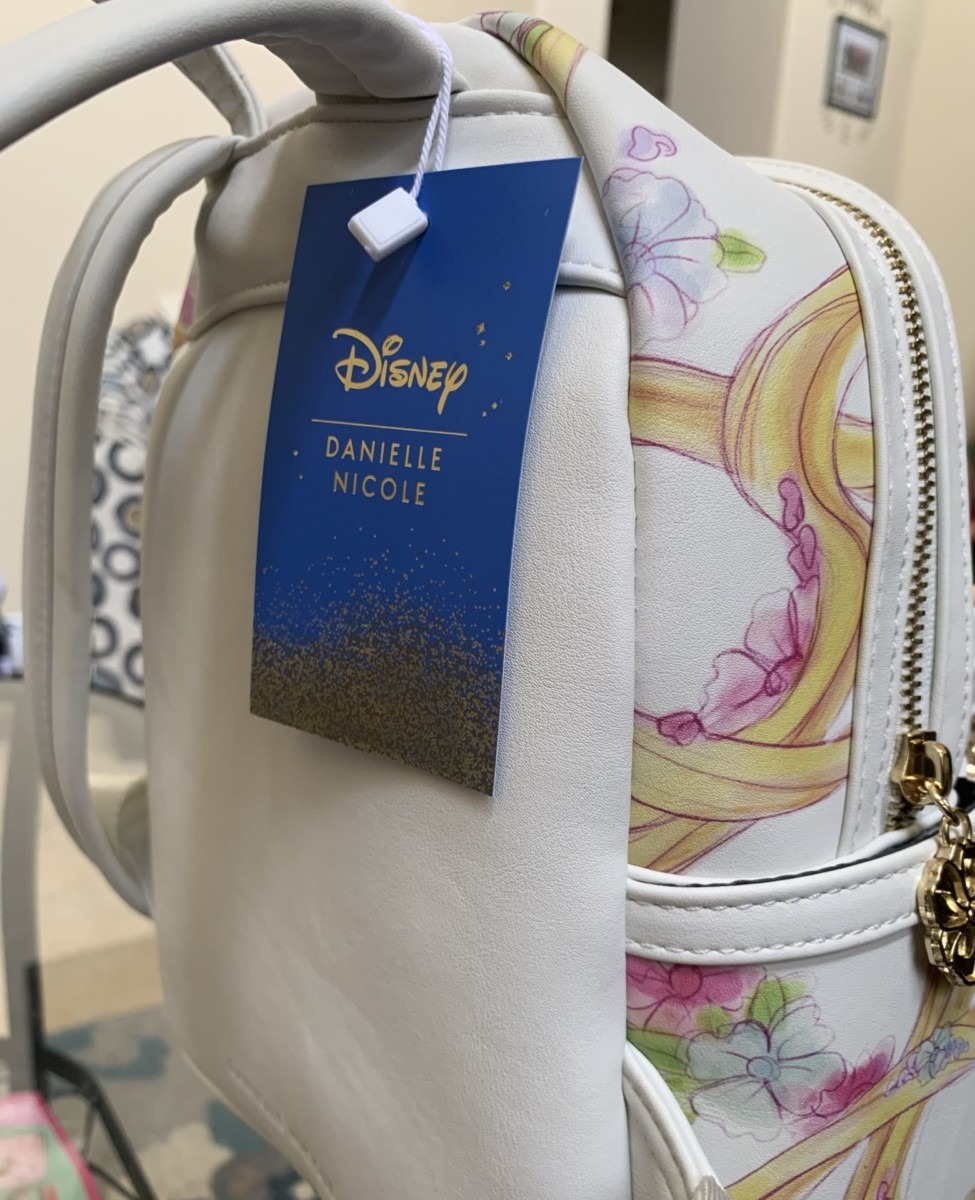 Rapunzel Backpack from Danielle Nicole! #boxlunch 3