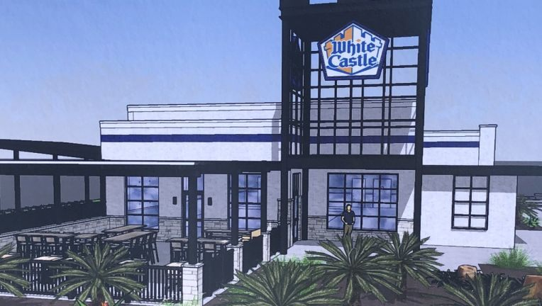 Biggest White Castle in the world announced for Walt Disney World area! 1