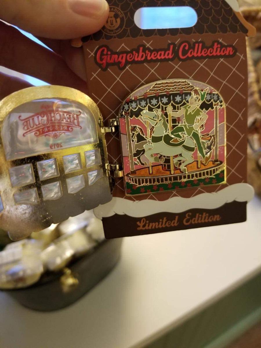 The Gingerbread Christmas Display at Disney's Beach Club Resort! 11