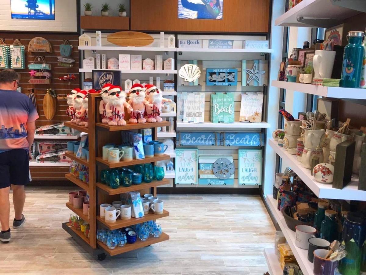 Photos of the New Ron Jon Surf Shop at Disney Springs 10