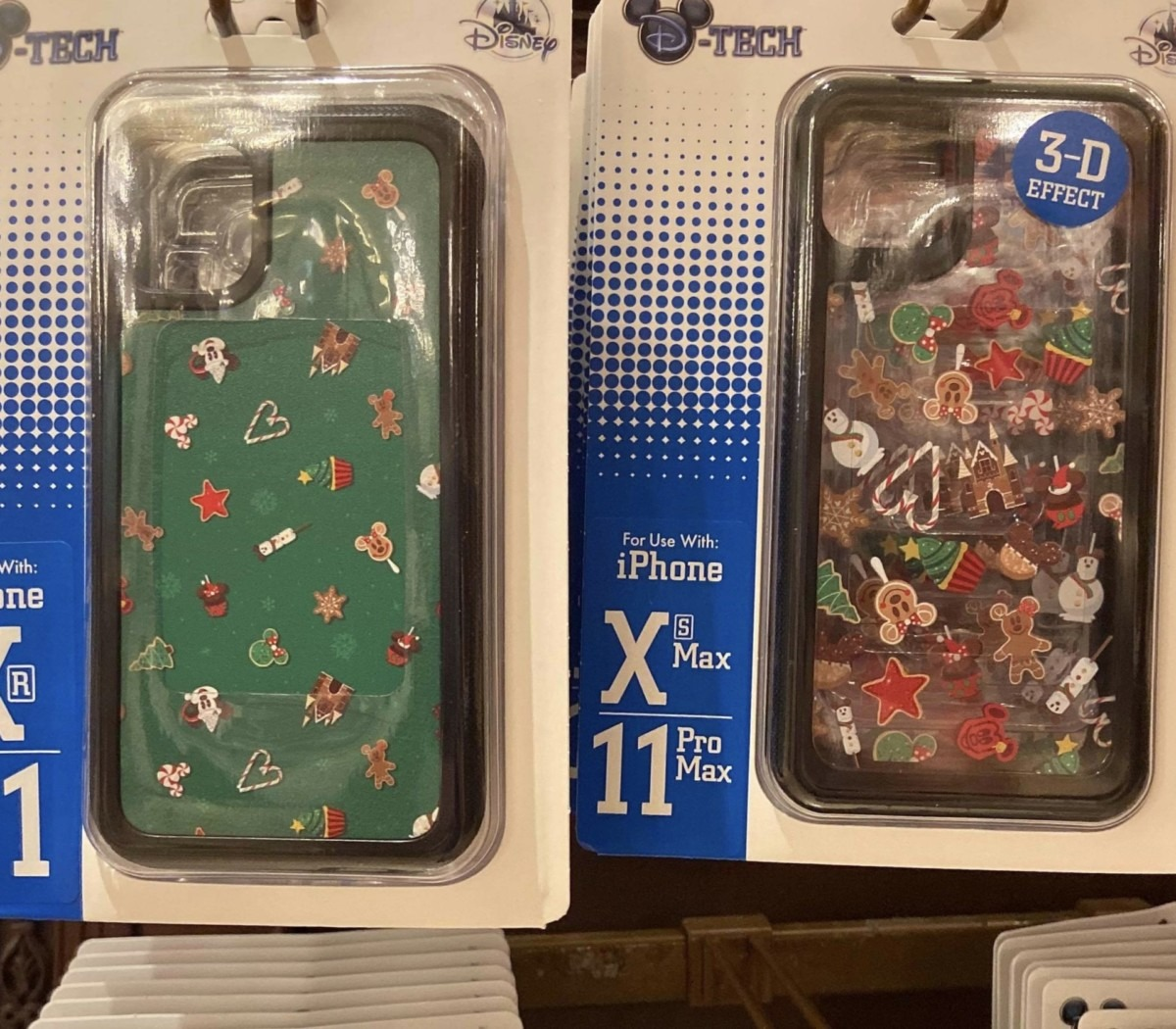 New Holiday Phone Cases from Disney Parks! #disneyholidays 1