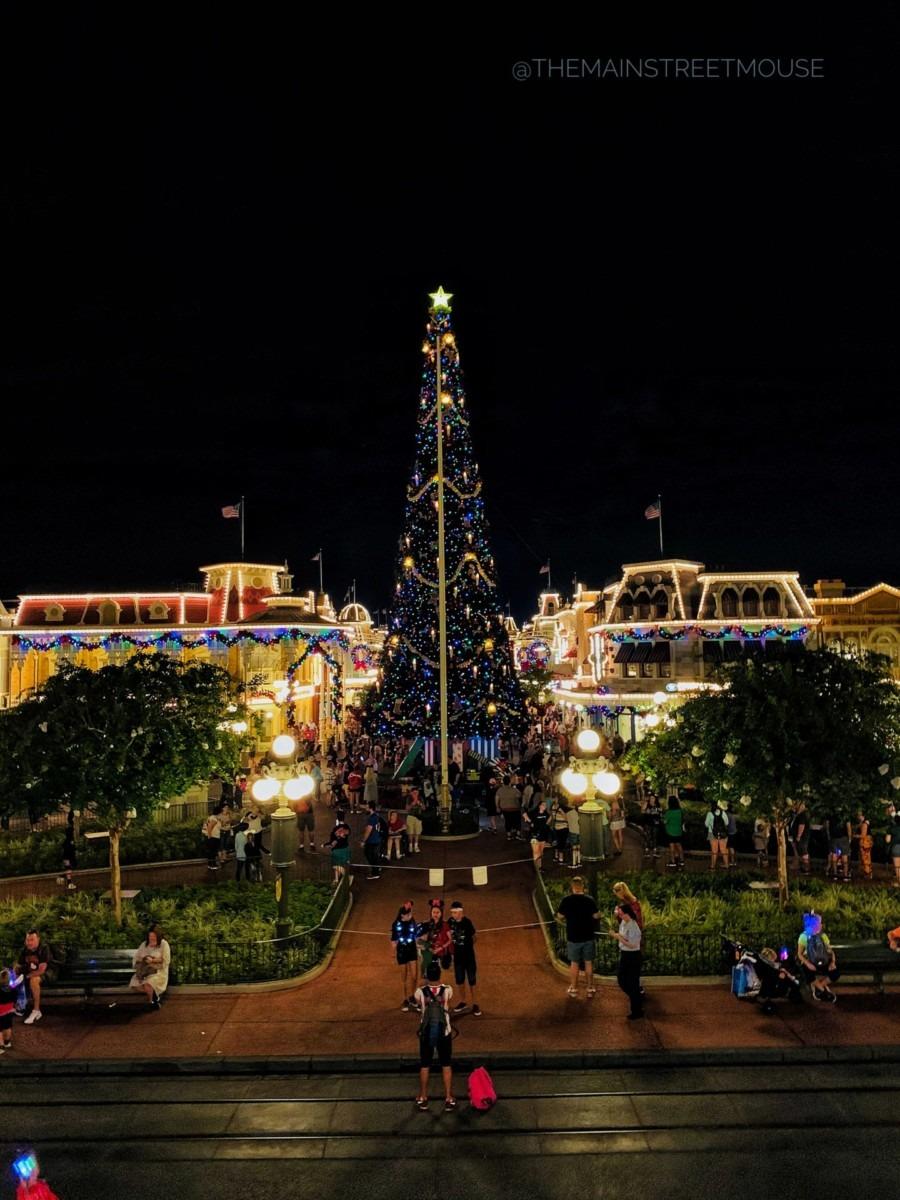 Christmas at the Magic Kingdom! #disneyholidays 7