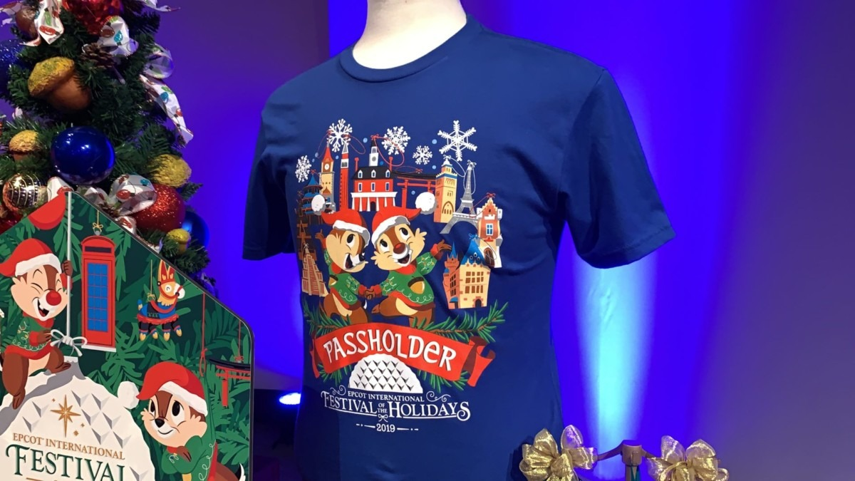 Epcot International Festival of the Holidays 2019! Get the Scoop Below! 5