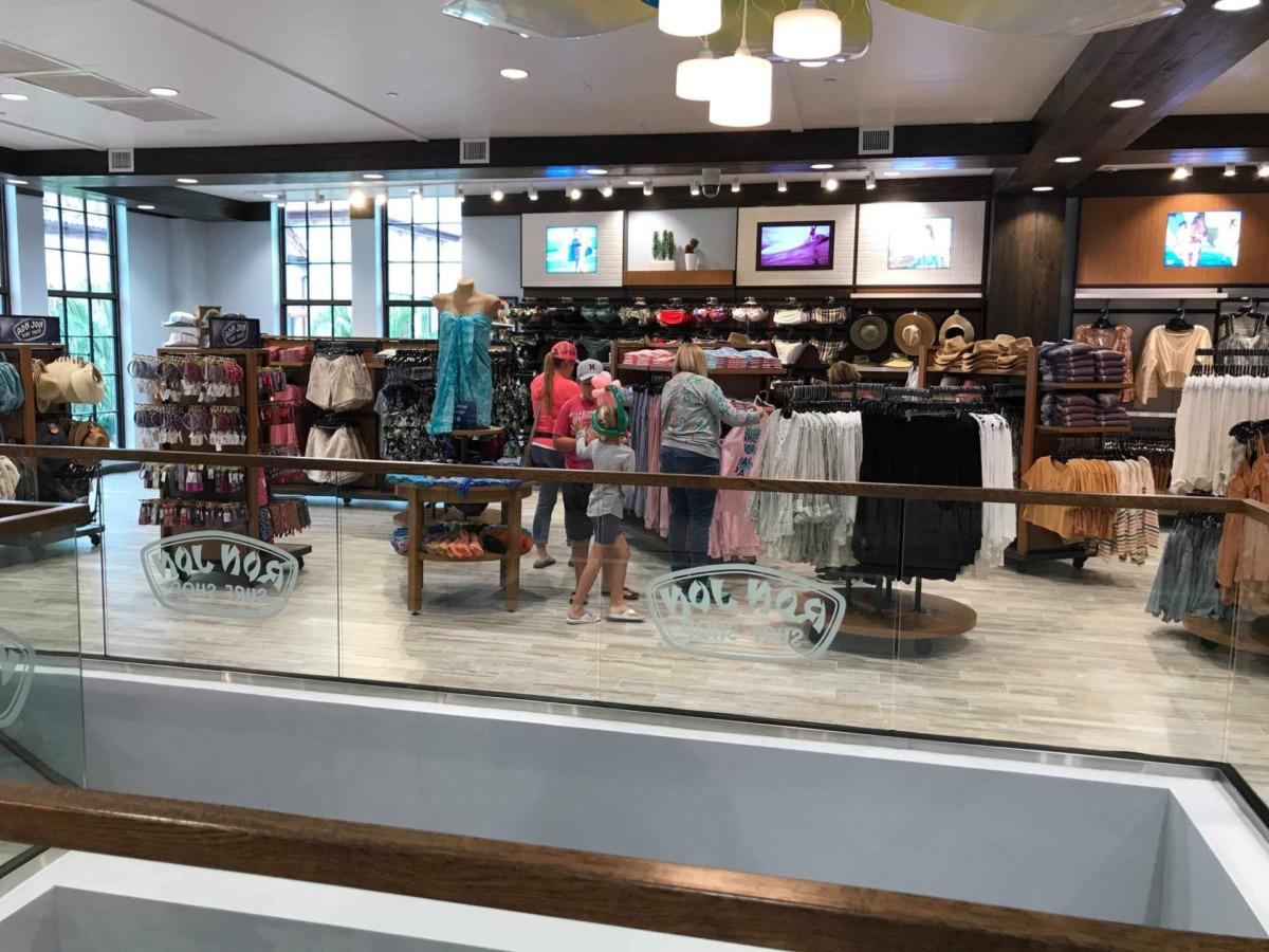 Photos of the New Ron Jon Surf Shop at Disney Springs 6