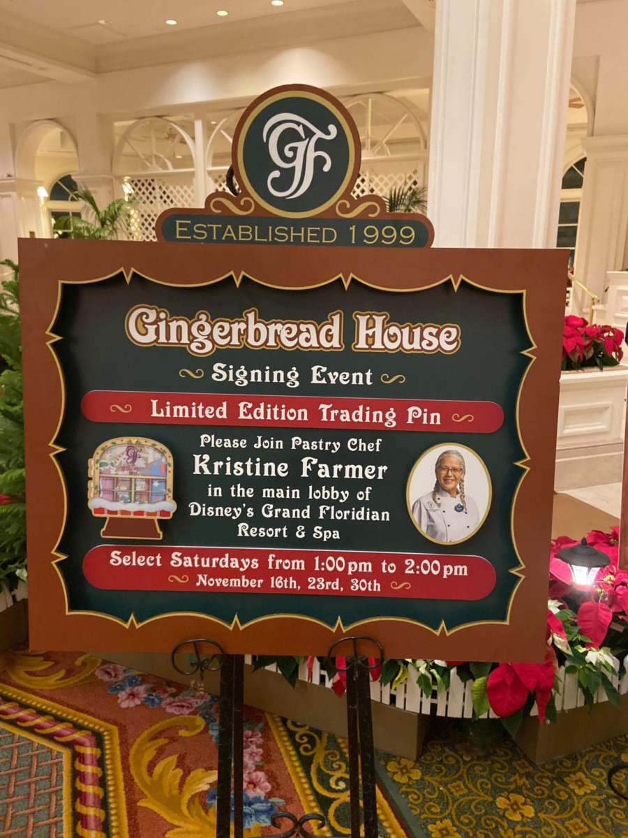 See Photos of the Gingerbread House at Disney's Grand Floridian Resort! #disneyholidays 7