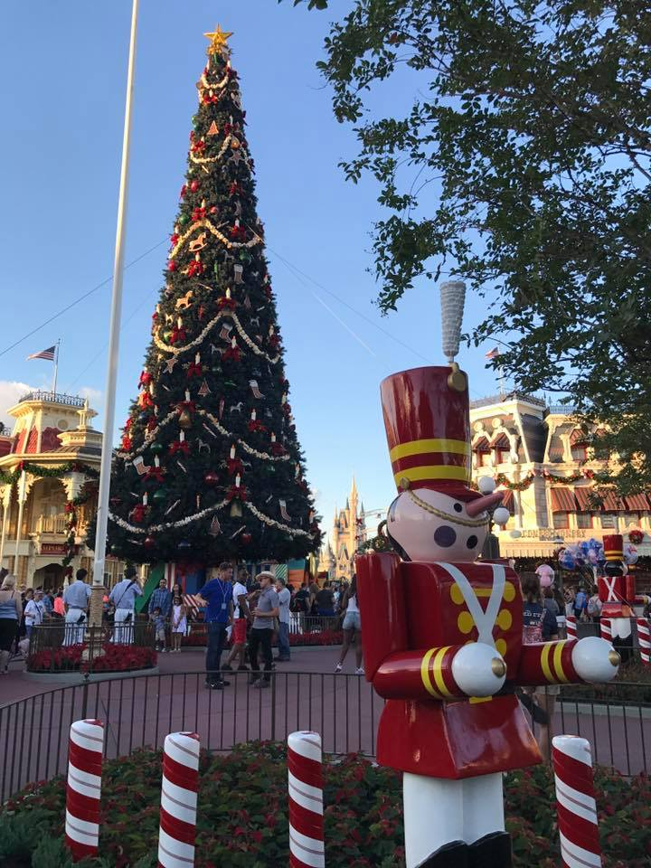 Too Soon for Christmas? Not at Disney Parks! My thoughts..... 2