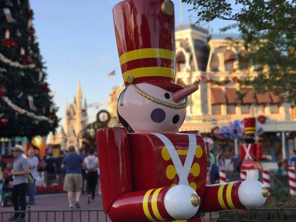 Too Soon for Christmas? Not at Disney Parks! My thoughts..... 1