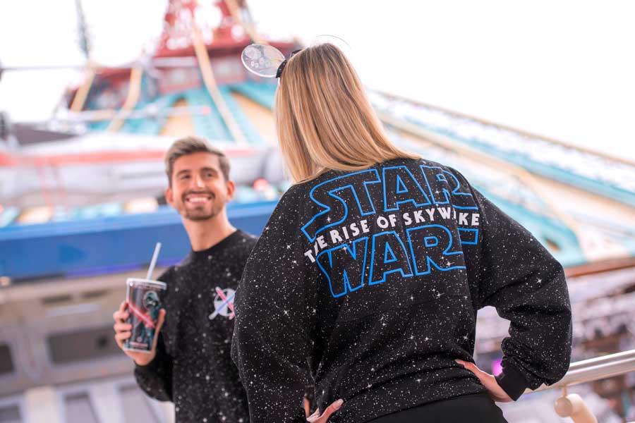 Star Wars Spirit Jerseys at Disneyland Paris