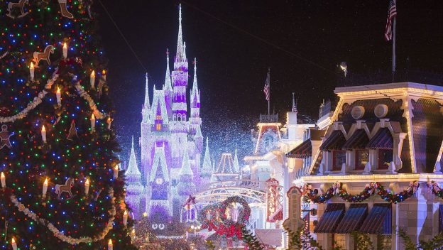 ABC and Disney Channel Bring the Magic of Disney Parks to Your Living Room With Three Holiday Specials Featuring Some of Today's Biggest Stars 1