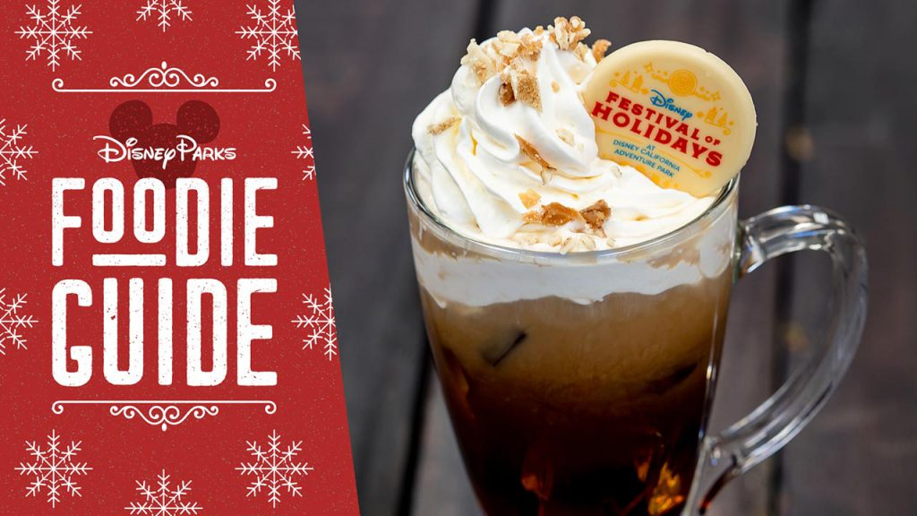 Foodie Guide to Disney Festival of Holidays 2019 at Disney California Adventure Park