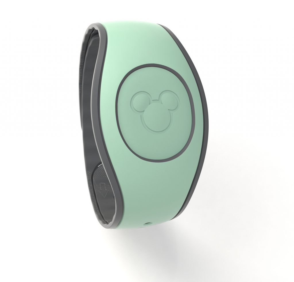 Mint Green MagicBand