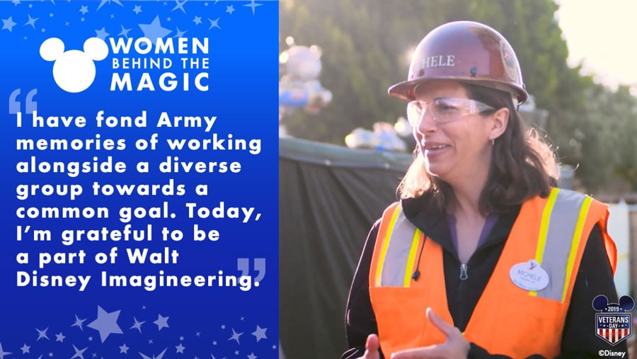 Women Behind the Magic: