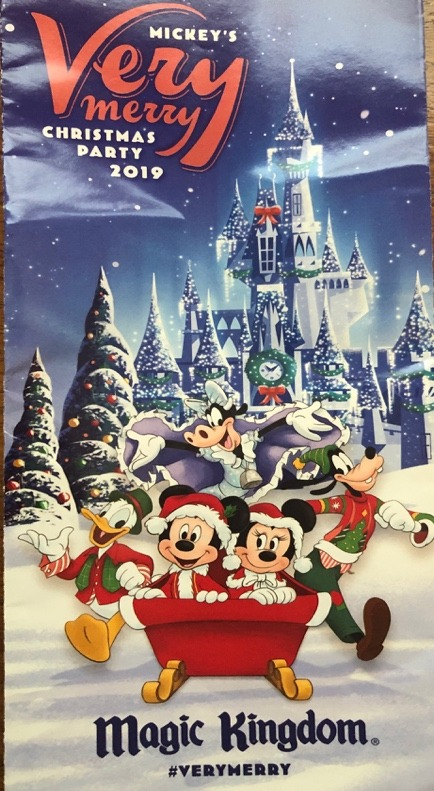 An Unapologetic Fan's View of Mickey's Very Merry Christmas Party 2