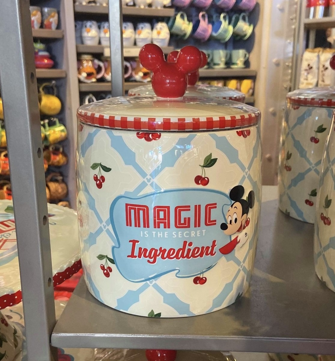 New Retro Mickey and Minnie Merch for Your Kitchen! 1