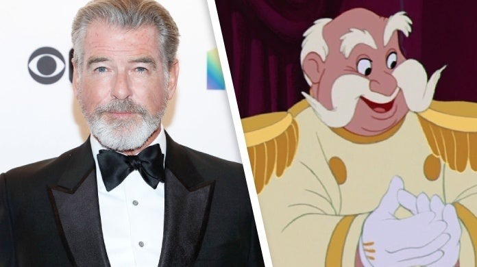 Live-Action Cinderella Reboot Adds Pierce Brosnan as The King 2