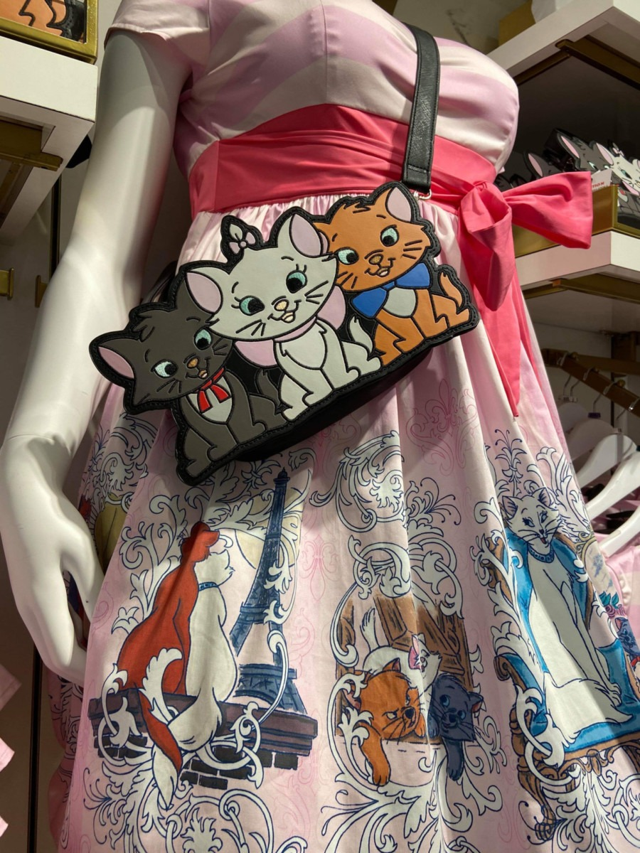 New Aristocats Dress and Crossbody Bag! #disneystyle 1