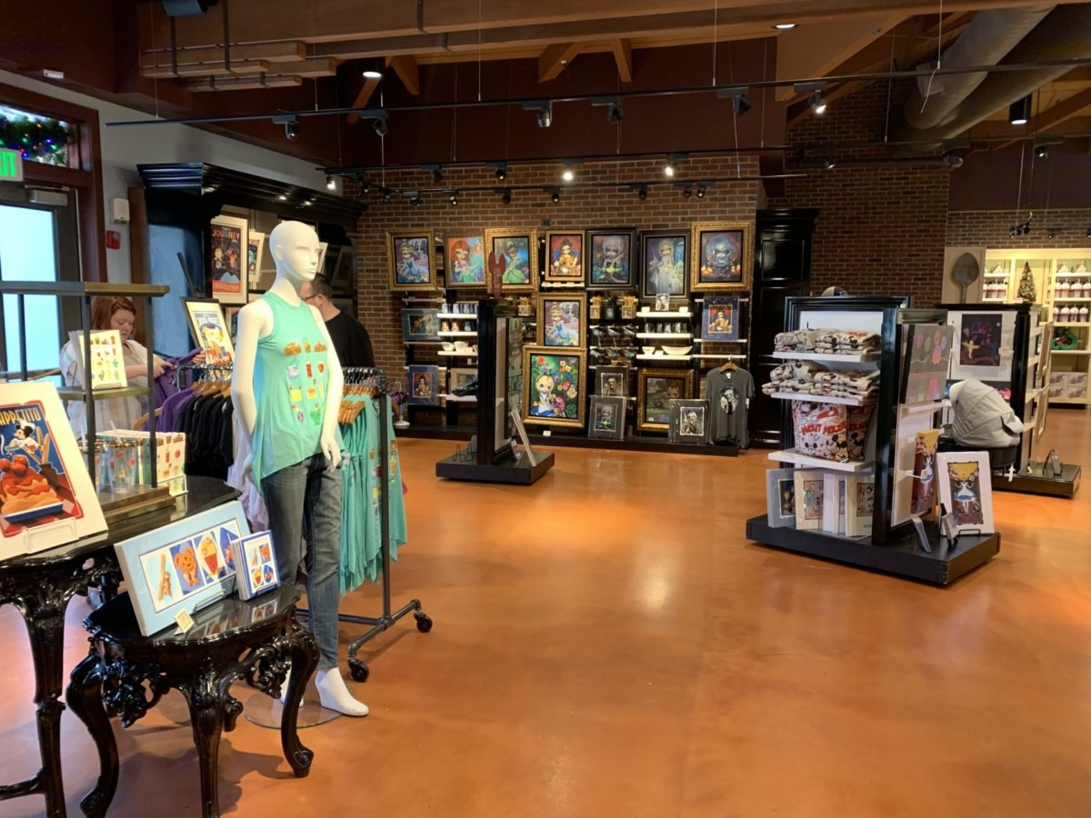 Stores Flip Flop At The Marketplace Co-Op In Disney Springs 12