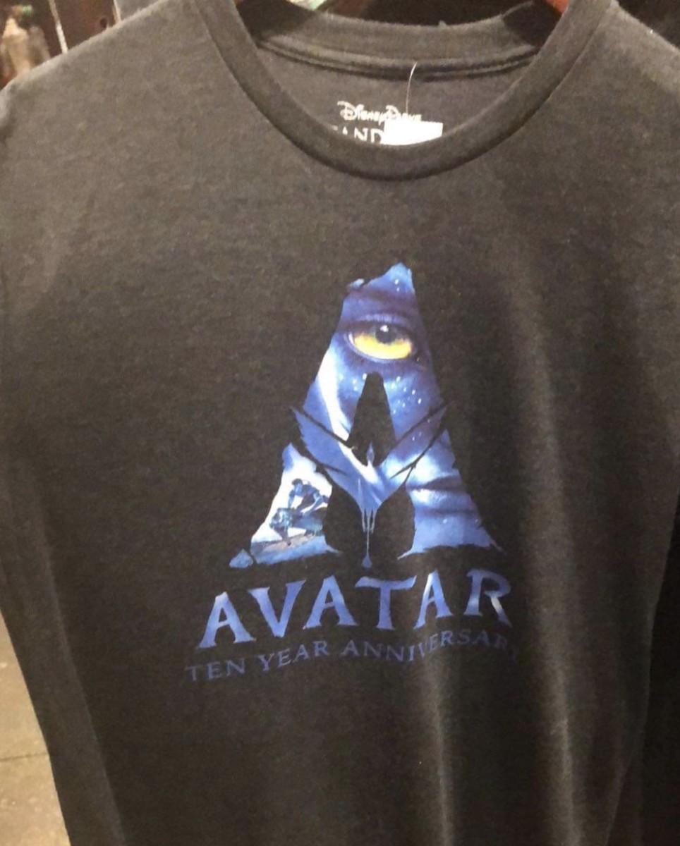 New Avatar 10 Year Anniversary Merch at Animal Kingdom 5