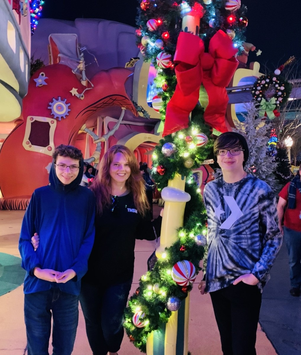 TMSM's Adventures in Florida Living- Getting Ready for Christmas! 7