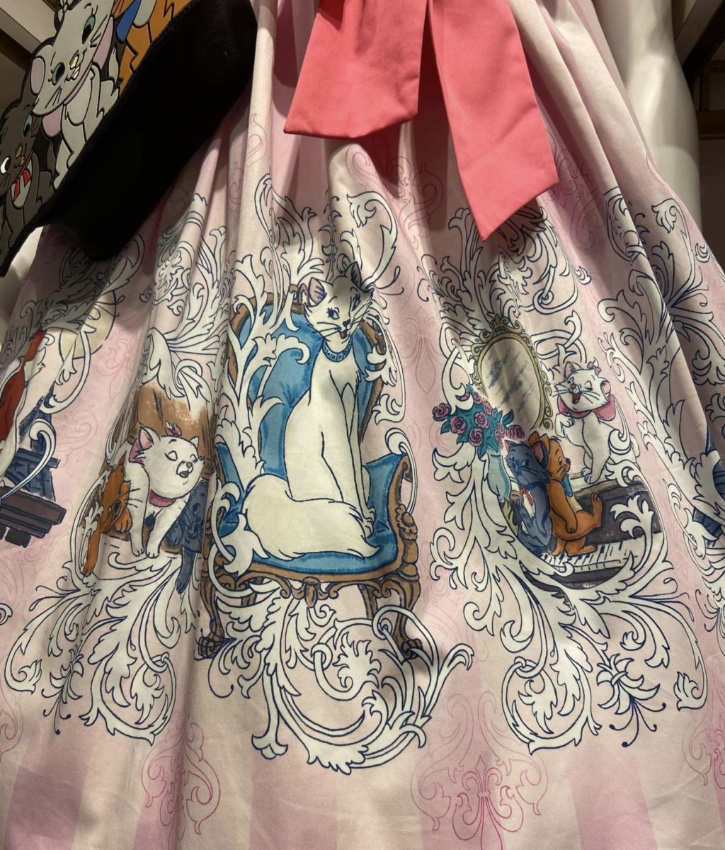 New Aristocats Dress and Crossbody Bag! #disneystyle 3