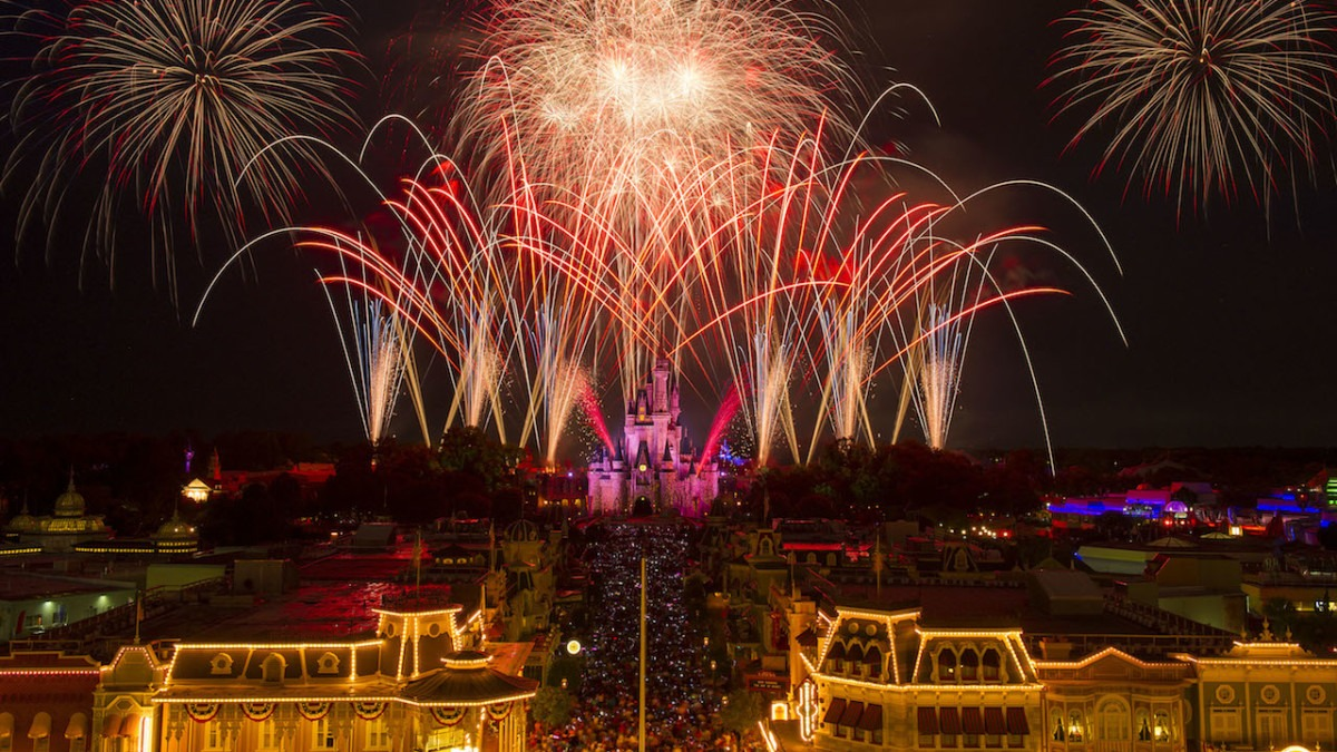 Top Five Romantic Spots At Walt Disney World 6