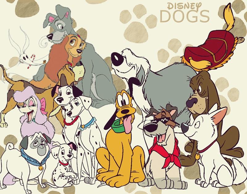 Disney's Top Dogs 1