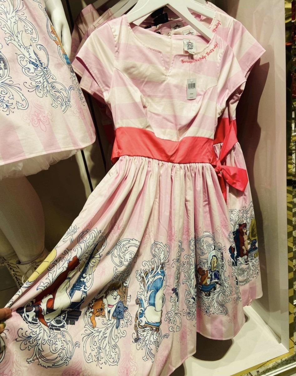 New Aristocats Dress and Crossbody Bag! #disneystyle 2