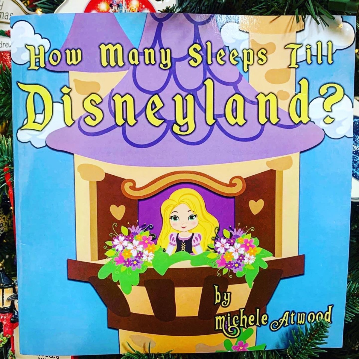 """""""How Many Sleeps Till Disneyland?"""" is Available Now! 1"""