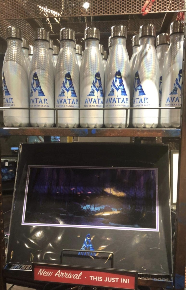 New Avatar 10 Year Anniversary Merch at Animal Kingdom 4