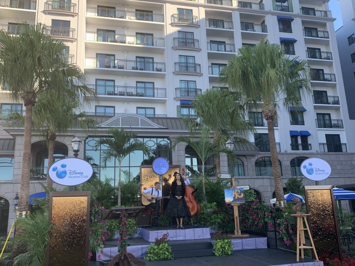 See Photos and Video from Opening Day of Disney's Riviera Resort! 2