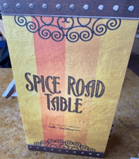 Disney Destination ~ Spice Road Table 1