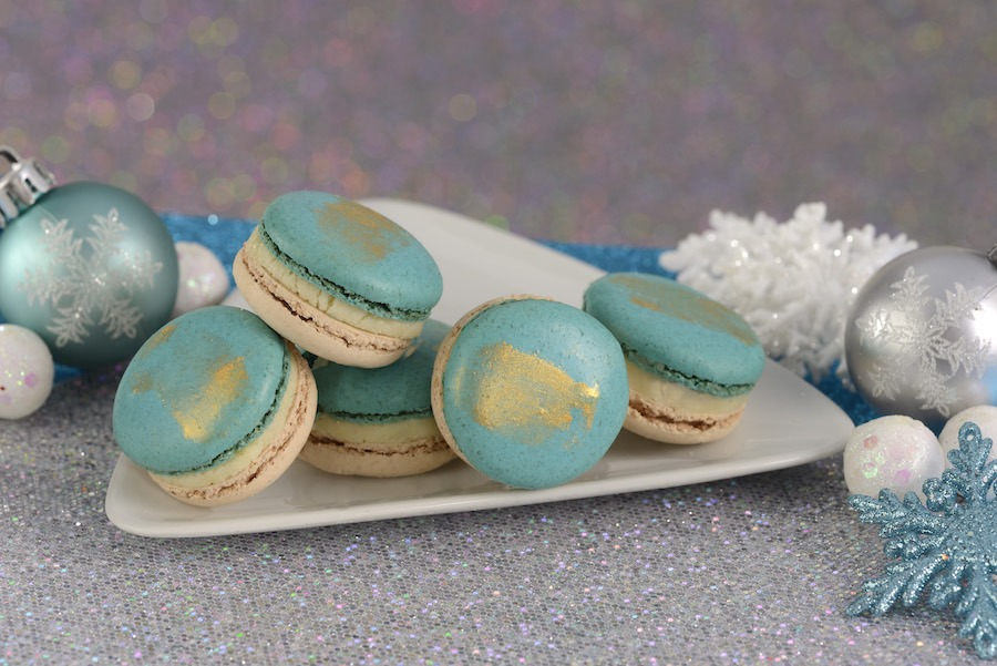 Elsa's Magical Macarons for Holidays 2019 at Disney's Hollywood Studios