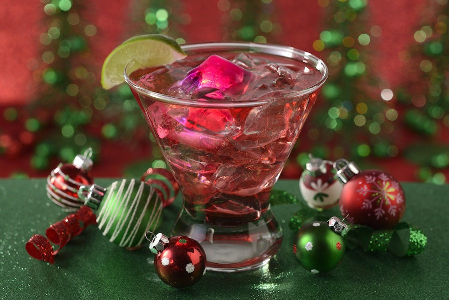 Winterberry Margarita for Holidays 2019 at Disney's Hollywood Studios