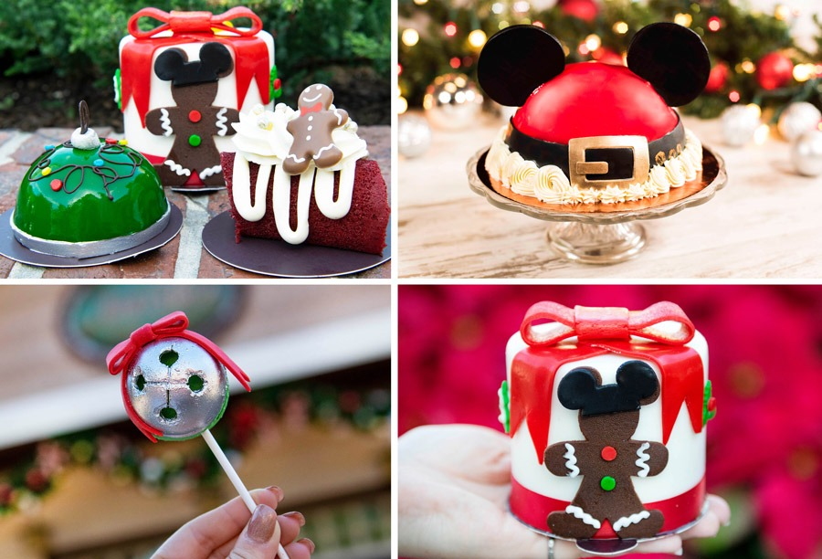 Holiday Offerings from Amorette's Patisserie at Disney Springs