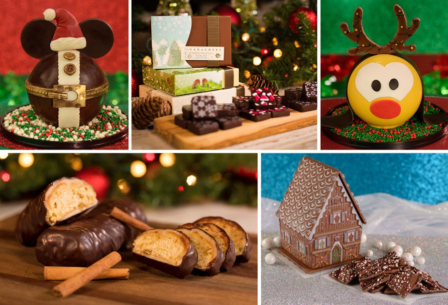 Holiday Offerings from The Ganachery at Disney Springs