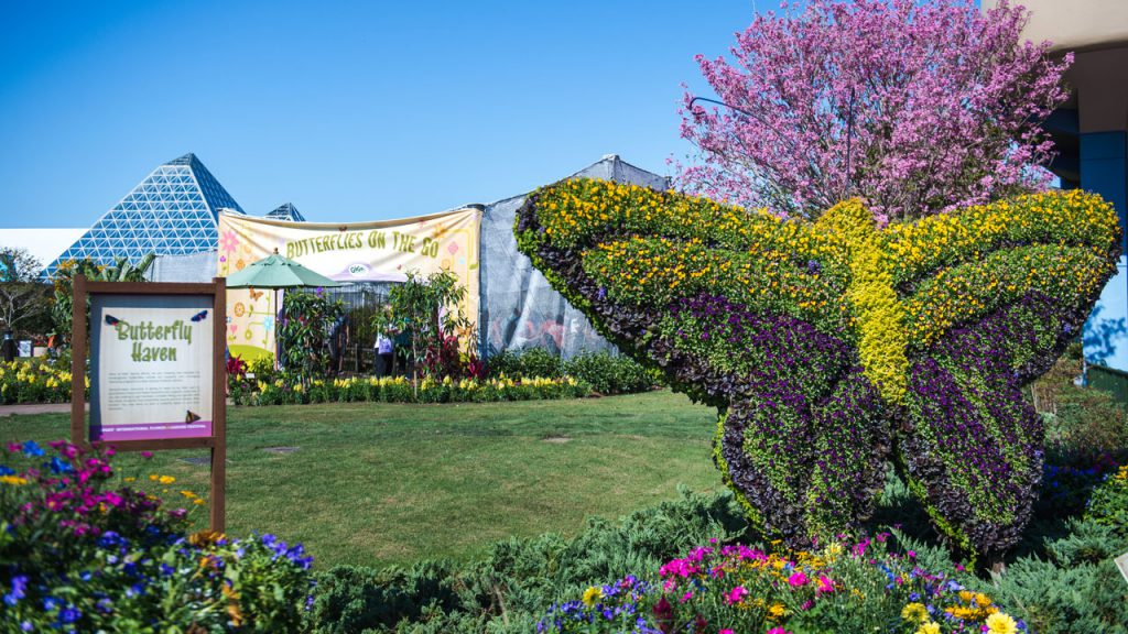 2020 Epcot International Flower & Garden Festival