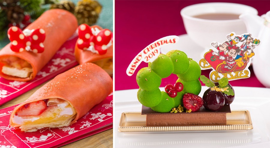 Holiday Treats from Tokyo Disney Resort