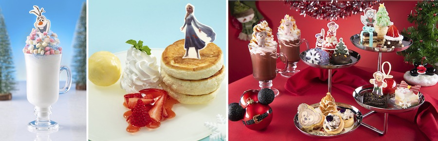 Holiday Treats from Shanghai Disney Resort