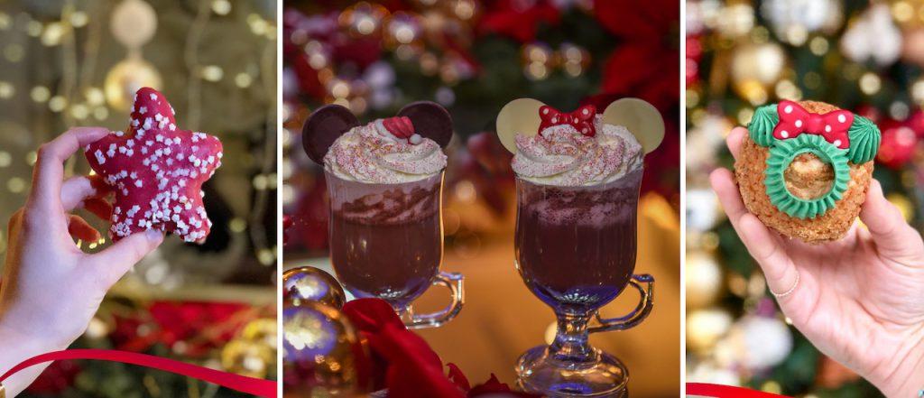 Holiday Treats from Disneyland Paris