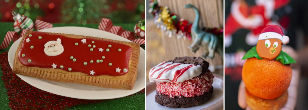 Holiday Treats from Walt Disney World Resort