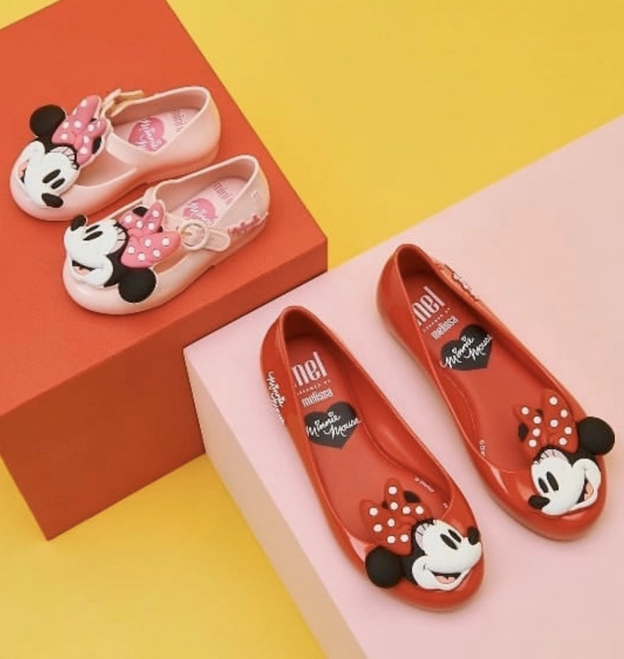 Disney styles from Melissa Shoes
