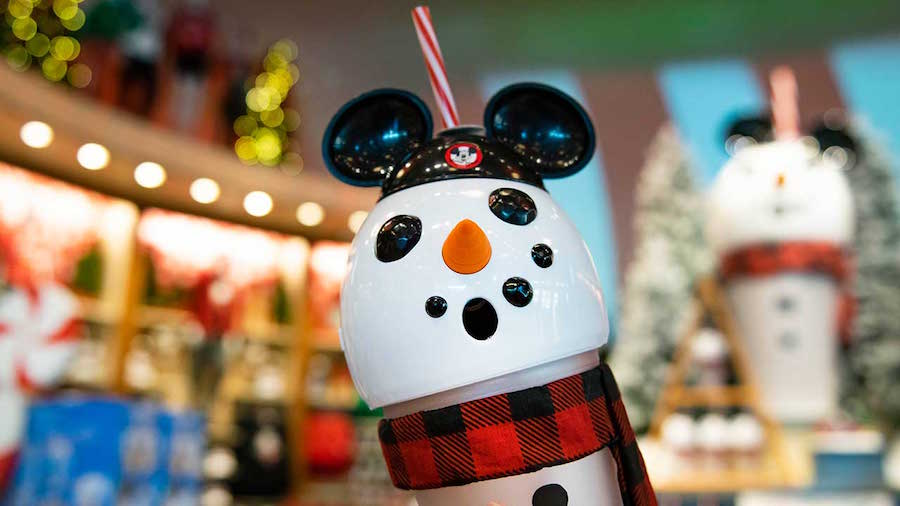 Snowman Tumbler from World of Disney