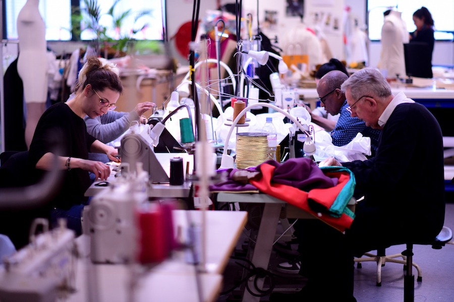 Disneyland Paris Costuming Department