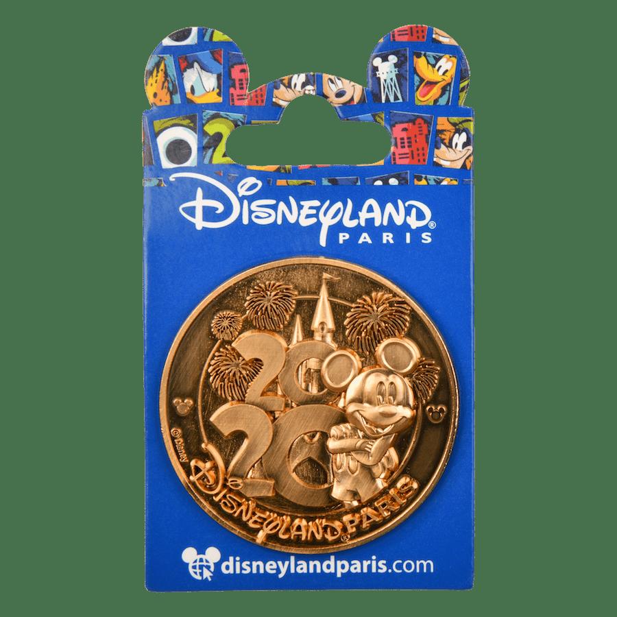 Disney Paris 2020 pin