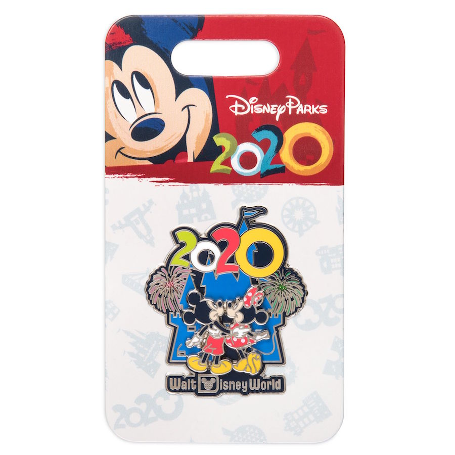 Disney Parks 2020 pin