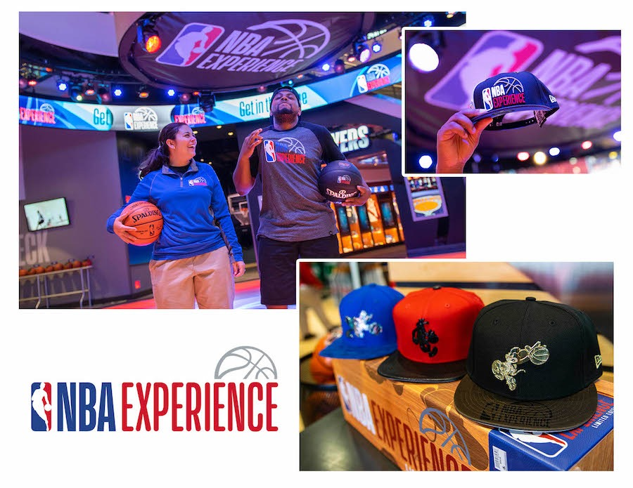 NBA Experience Apparel and Accessories