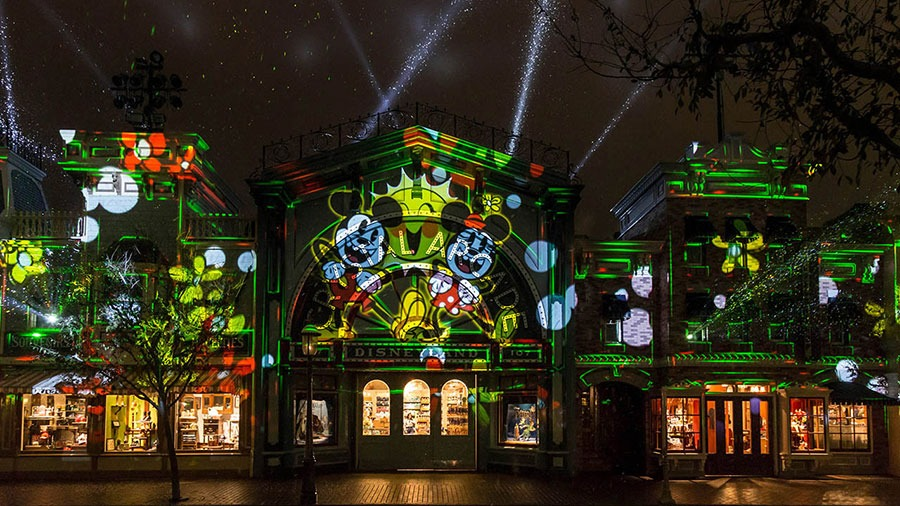 Mickey's Mix Magic at the Disneyland Resort