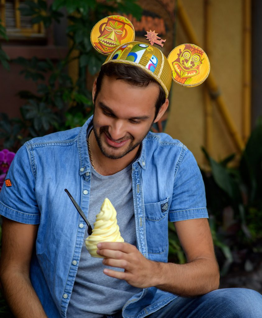 The Enchanted Tiki Room Ear Hat for Adults by SHAG