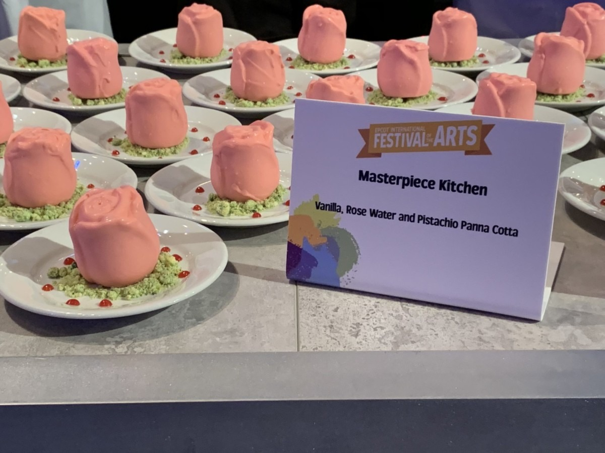 Highlights of the 2020 Epcot International Festival of the Arts #artfulepcot 1
