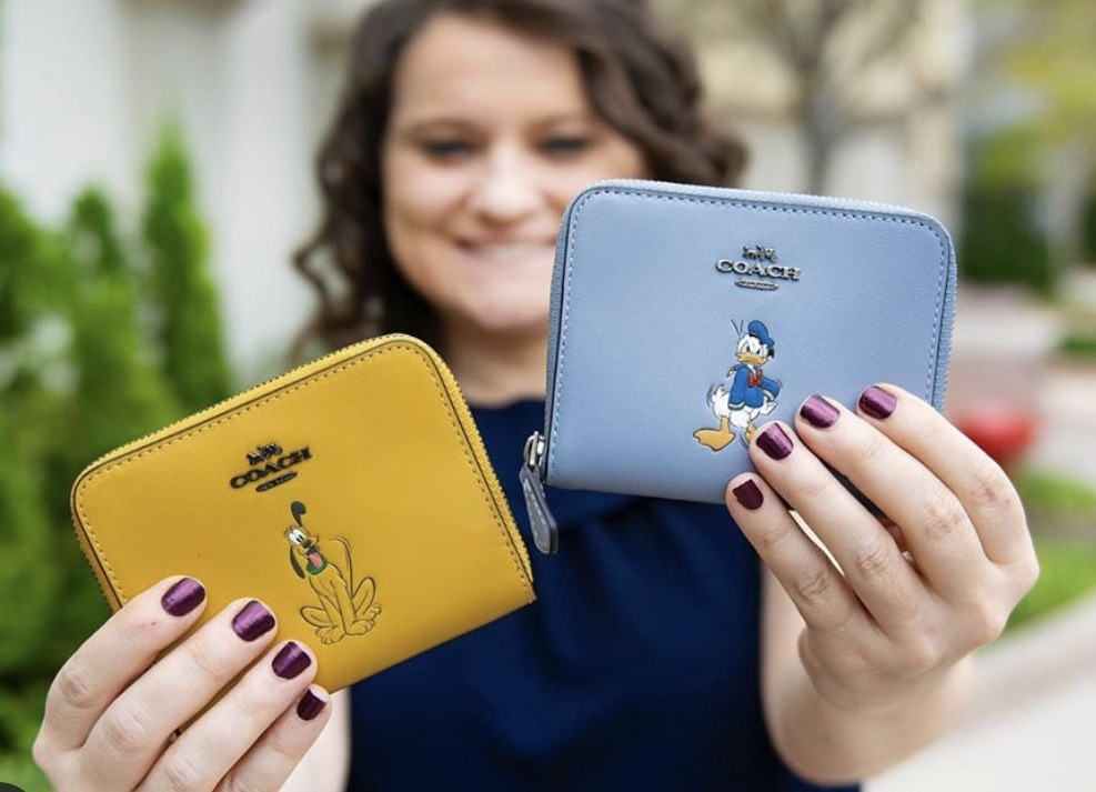 NEW Disney x Coach Line Dropping Tomorrow at Disney Springs 3